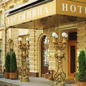 Гостиницы Архангельского