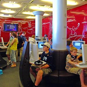 Интернет-кафе Архангельского