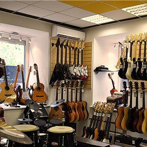 Музыкальные магазины Архангельского