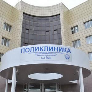 Поликлиники Архангельского