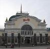 Железнодорожные вокзалы в Архангельском
